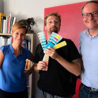 InsidePrint mit Britta Wartke, Joriam Philipe und Sebastian-Senff