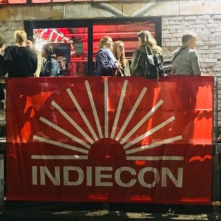 InsidePrint auf der Indiecon 2018 in Hamburg